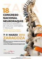 18º Congreso Nacional de Neuroraquis